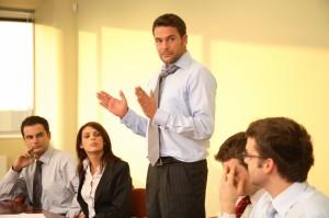 Presentation Movement
