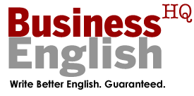 Business English HQ header image