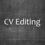CV Editing