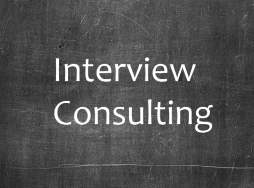 interview consulting