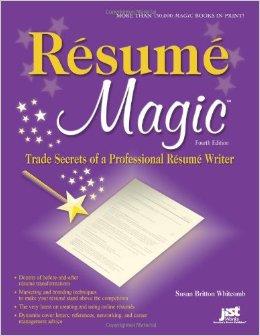 Using keywords in resume